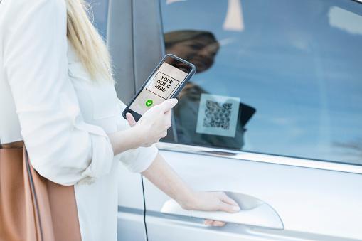 Uber Lyft Passenger Accident Attorney